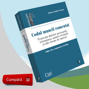 Codul muncii comentat Marius-Catalin Predut