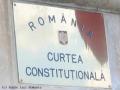 """CCR: Initiativa legislativa """"Lege pentru modificarea unor acte normative in materie electorala"""" nu indeplineste conditiile prevazute de Constitutie"""