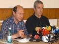Presedintele Traian Basescu i-a cerut premierului Calin Popescu Tariceanu remanierea urgenta a ministrilor Tudor Chiuariu si Paul Pacuraru