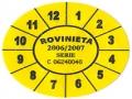 Rovigneta pentru autoturisme va costa 28 de euro in 2008
