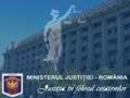 Comunicat: MJ precizeaza executarea hotararilor judecatoresti