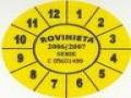 Rovinieta electronica intra in vigoare incepand din 1 octombrie 2010 pe intreg teritoriul Romaniei